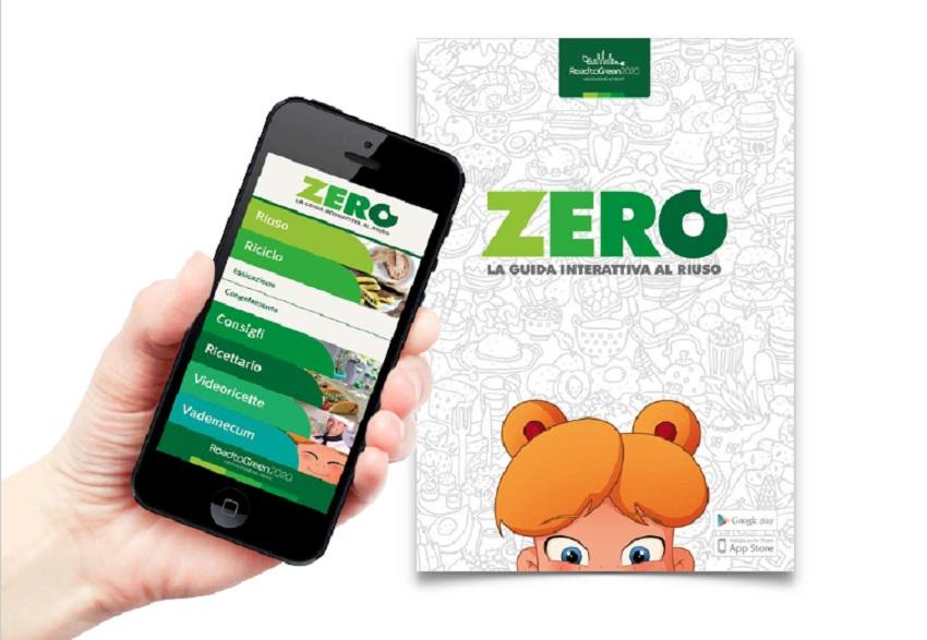 Ad Ecomondo Zero, il libretto interattivo che insegna ai bambini a non sprecare il cibo